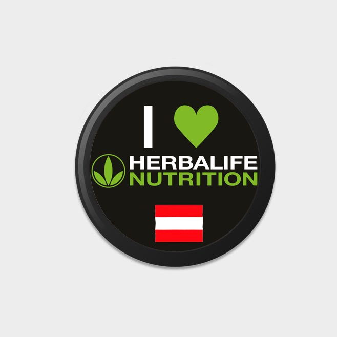 Herbalife Buttons (10 Stück) AT