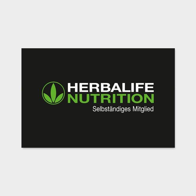 HERBALIFE24 Visitenkarte Variante 1