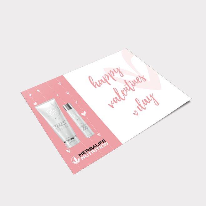 Postkarte Valentinstag Motiv 1