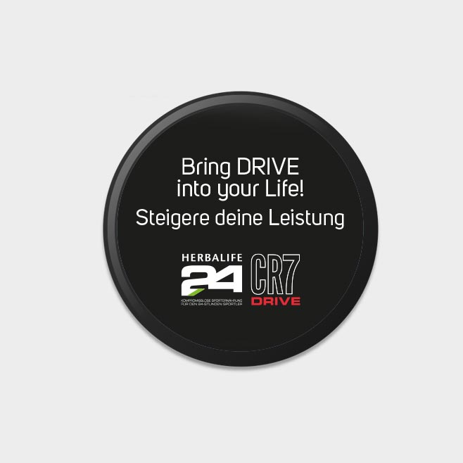 CR7 DRIVE Button Variante 3 (10 Stück)